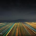 Knitting the Sparkling City Light