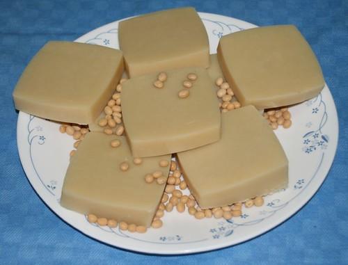 豆漿手工皂