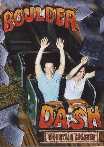 Riding Boulder Dash