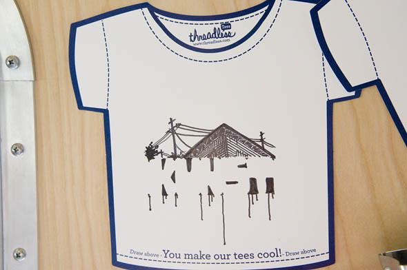 City shirt