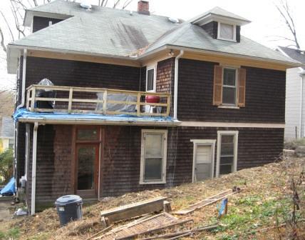 100 Yr Old Home Renovation