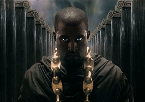 KANYE WEST THE PORTRAIT OF POWER