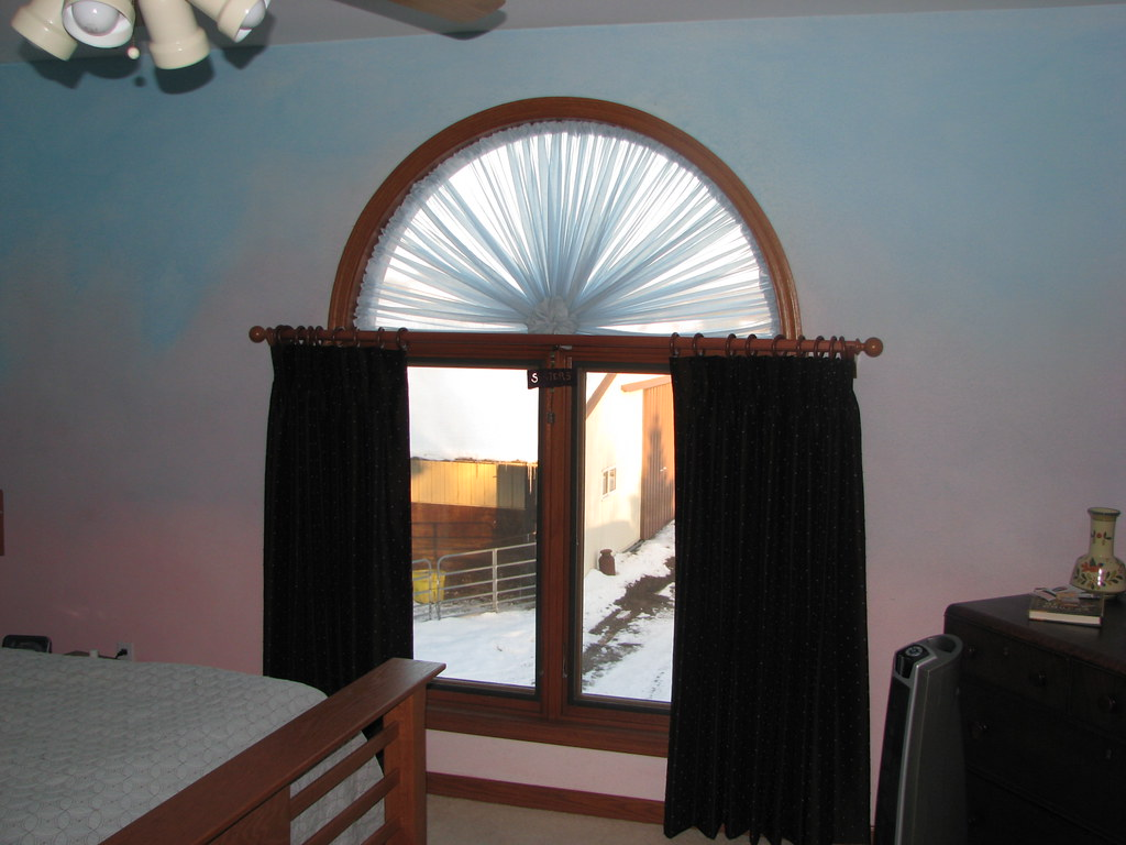 Arch window drapery arch window 8x8 gazebo canopy for Arch window replacement