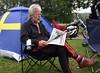 Very Tough Biker (Steffe) Tags: portrait streetportrait stranger biker pelle porträtt pipesmoker streetportraiture gatuporträtt 2010streetportrait