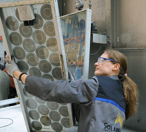 SolarWorld - Recylcing