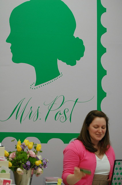Lindsey Cross at Mrs. Post, Memphis, Tenn.