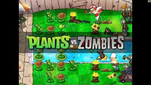 《植物大战僵尸年度版》(Plants Vs. Zombies Game Of The Year Edition)