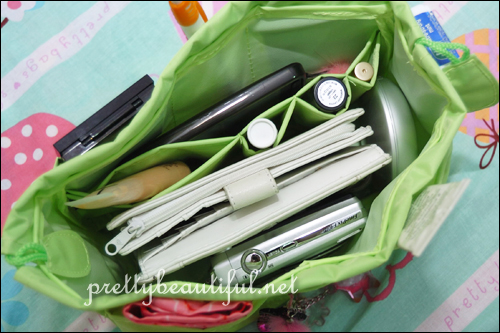 Guardian Bag Organizer with stuff
