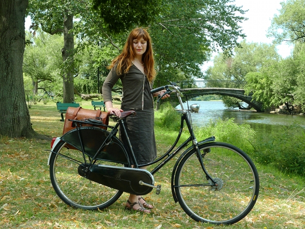 Vintage gazelle bicycle for sale