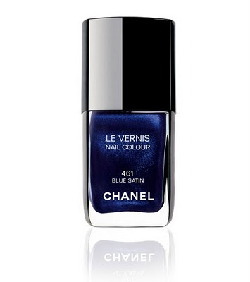 Chanel Blue Satin Giveaway