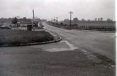 Ashby Road, Shepshed, Leicestershire, 2 July 1958 (allhails) Tags: leicestershire loughborough shepshed leics df18