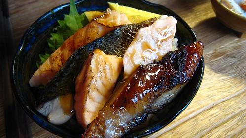 IMG_0065燒炙壽司定食