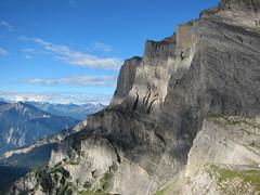 Gemmi (A travers) Tags: summer alps nature alpes schweiz switzerland suisse suiza hiking sommer glaciers bern alpen t berne wallis valais montagnes wanderung natureplus
