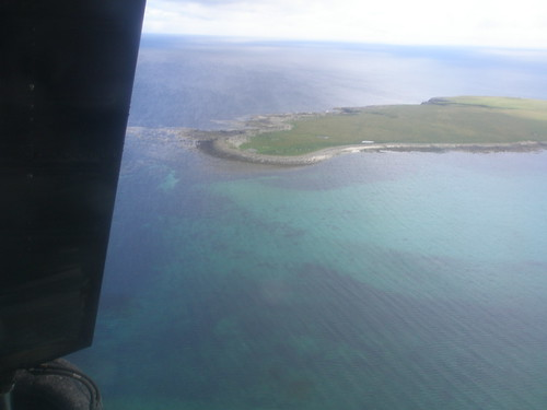 Orkney flight