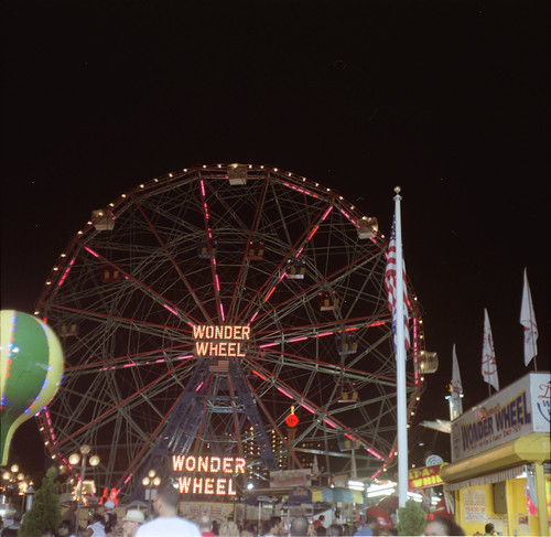 Deno's Wonderwheel