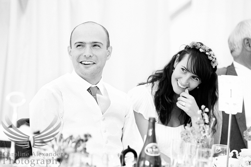 Gloucestershire Wedding Photographer Speech 33