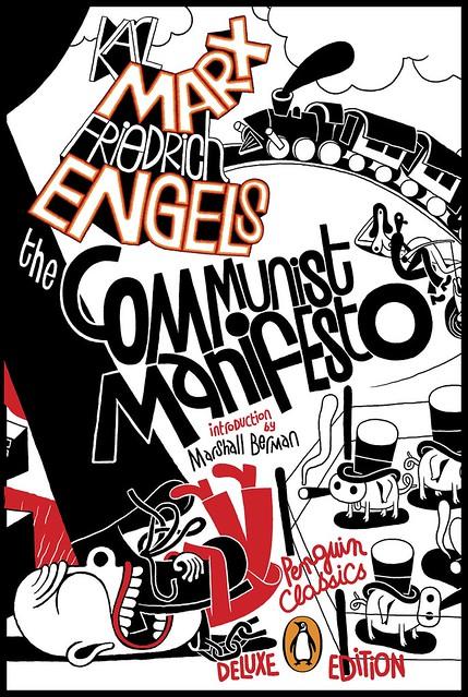 the communist manifesto front