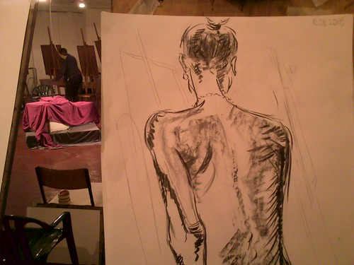 Life drawing