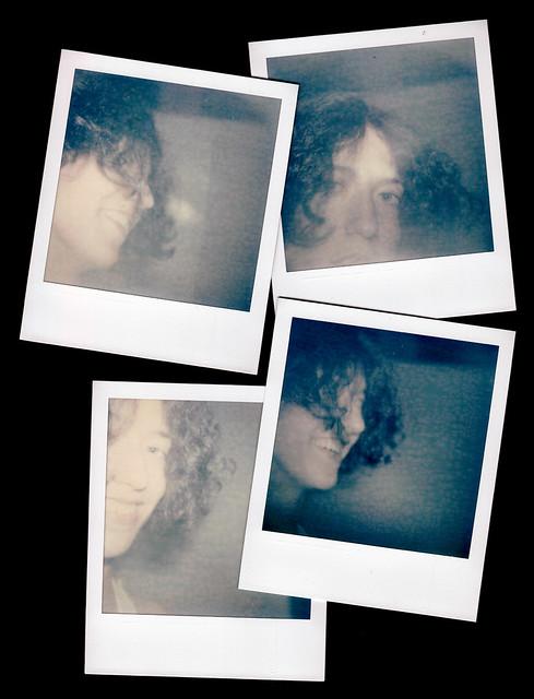 Méla Eloise Nichols / Polaroid Portraits PX 70 (3)