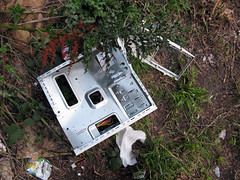 pc case dumped machester
