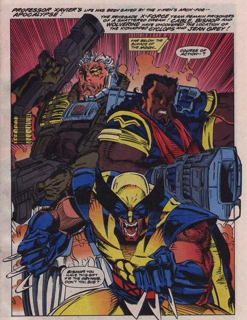 X-Men (Vol 2) 1601