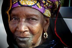 La sagesse (B N C T O N Y) Tags: portrait woman tattoo noir tony tattoos tatoo dame tatuaje afrique sngal noire aubry facialtattoo bnctony