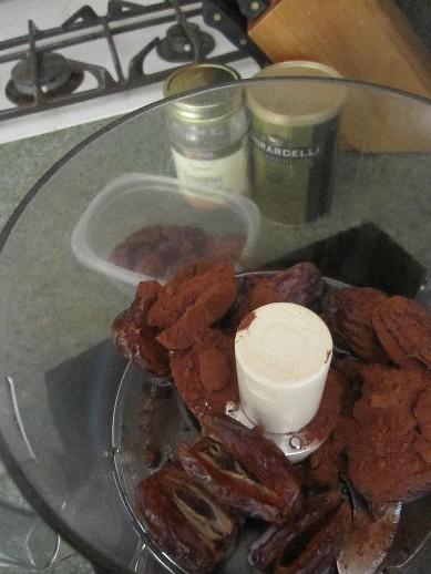 Dates, Cocoa Powder, Coconut Oil OH MY!