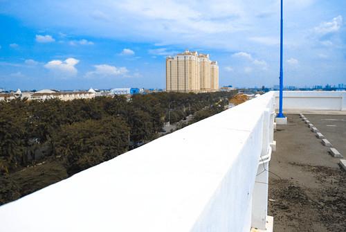 atap gedung