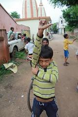 Let's Rock! (Crazyviews EOS 50D) Tags: street india rock kids canon fun kid crazy devil incredible orissa indien hardrock 2010 streetviews eos50d jharsuguda crazyviews