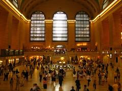 NEW YORK Central Station (foto_quindi_sono) Tags: usa newyork skyline america train rail bigapple centralstation treni statiuniti stazionecentrale grattacieli skycreeper