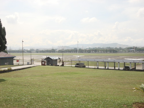 KL by air - TUDM sg besi