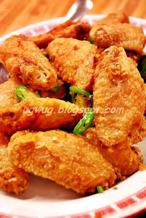 Capital Chicken Wings