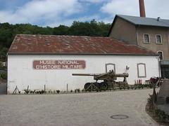 Diekirch Militair Museum (Arthur-A) Tags: museum war military luxembourg luxemburg 4044 diekirch militair