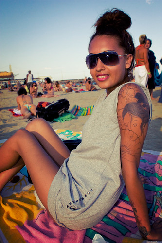 Albuja Geisha Tattoo