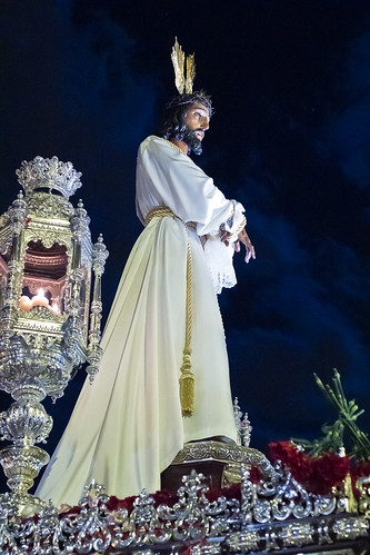 semana santa malaga 2010 jesus cautivo. Jesus Cautivo (malaga)