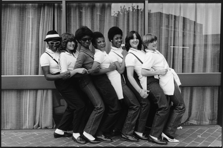 SKA GIRLS Coventry 1980