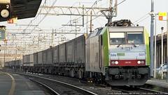 Ambrogio!! (Raffaele Russo (LeleD445)) Tags: cargo container only bls 501 intermodal hupac gallarate ambrogio e486