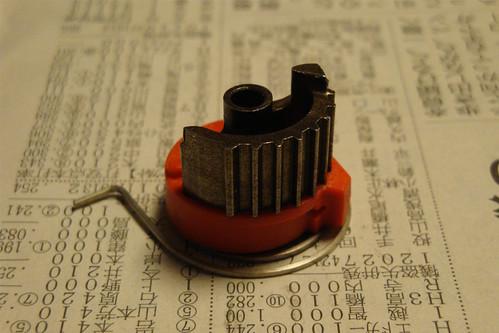 Sram Doubletap lever dismantle 17