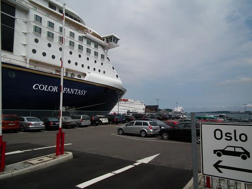 Color Line Kiel - Oslo