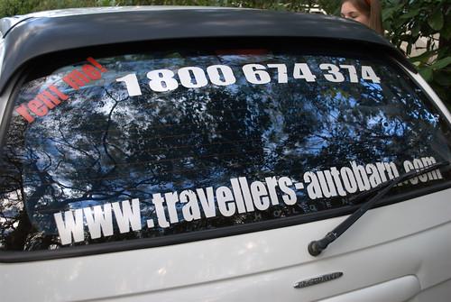 Travellers Autobarn rental