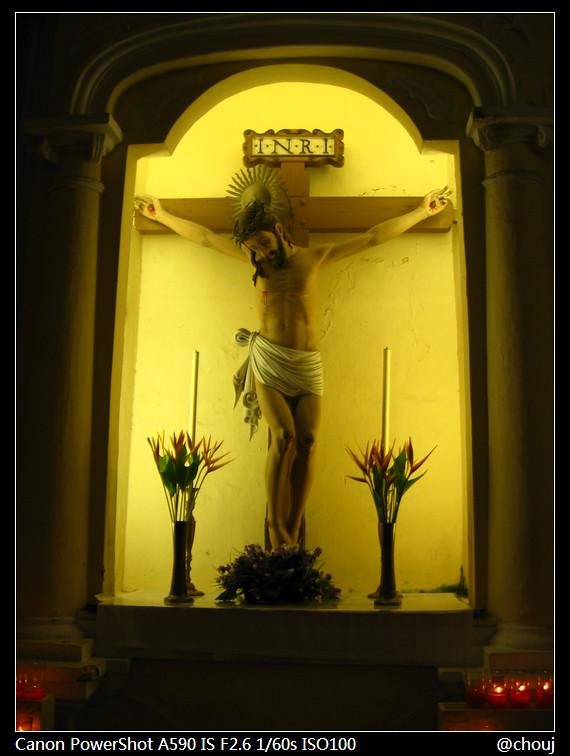 圣玫瑰堂-耶稣