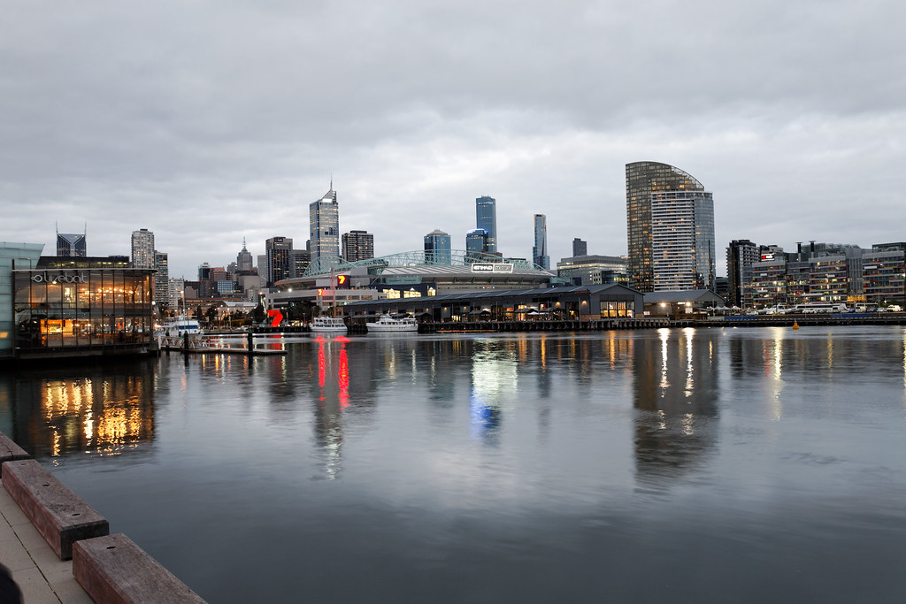Melbourne Docklands Skyscrapercity