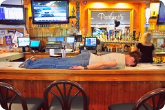 face-down tuesday~bar tip addition (BlueBee~Karen) Tags: ny bar tip tuesday cheers johnstown facedown partnerspub anewfriend thankyoulori andwerejustwarmingup sooneveryonewillknowournames thisisjustmywarmupstretchformyvacation thisactuallybroughtbacksomefondmemoriesofmyyoungerdays