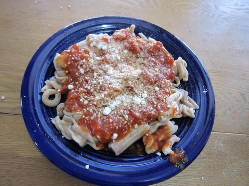 making pasta 006