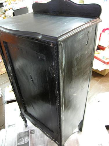 Old Black Cabinet! 2