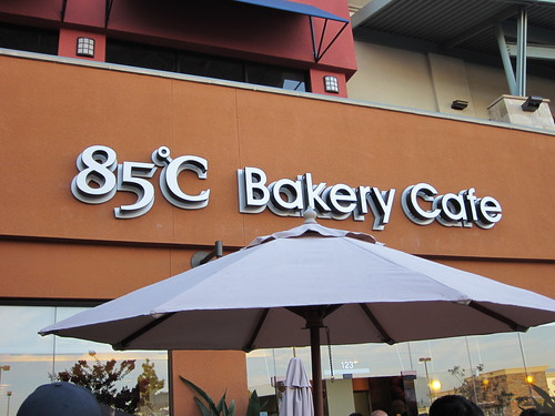 85 degree C Bakery in Irvine, CA