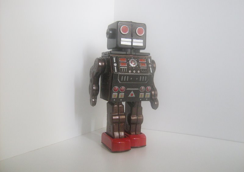Dino Robot Toy - 1 of 4