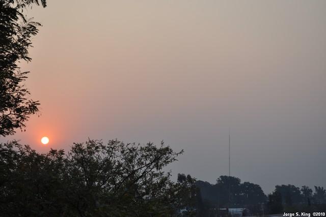 Sol naranja I