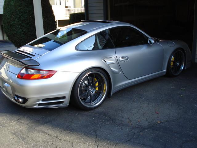 Porsche 997 Turbo by HRE Wheels