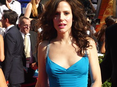 Mary Louise Parker at 2008 Emmys